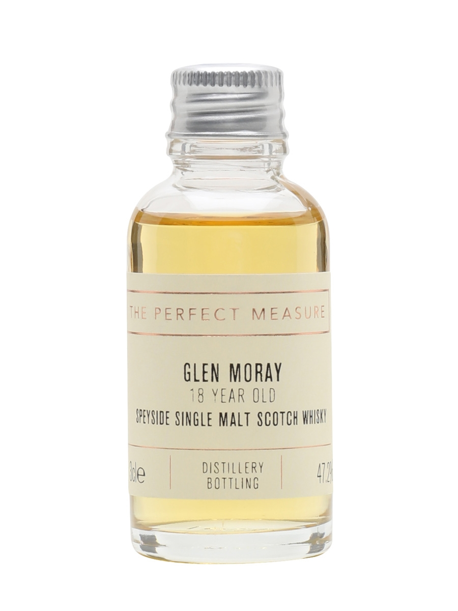 Glen Moray 18 Year Old Sample