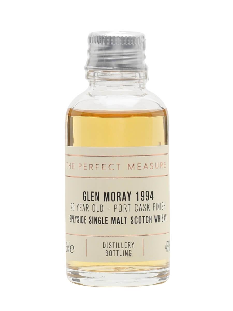 Glen Moray 1994 Sample / 25 Year Old / Port Finish