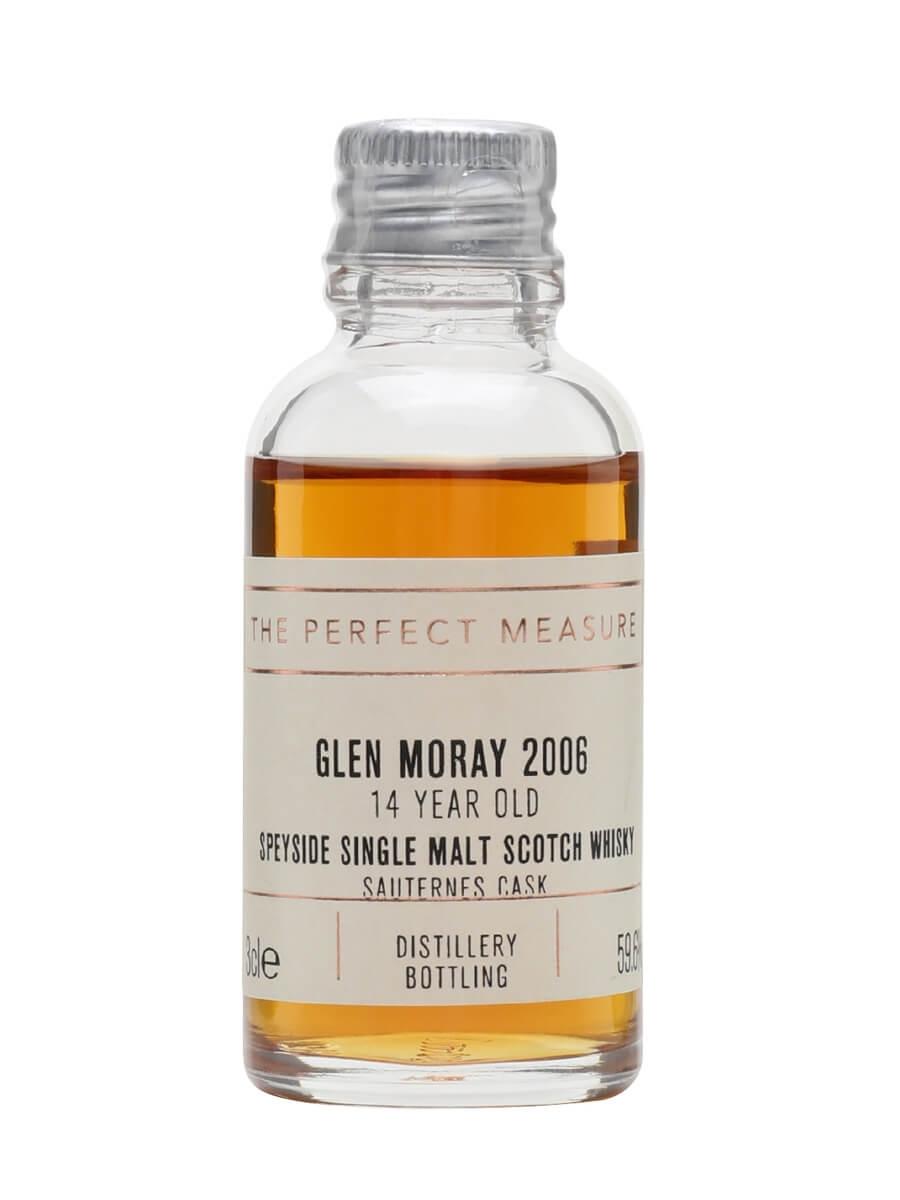 Glen Moray 2006 Sample / 14 Year Old / Sauternes Cask