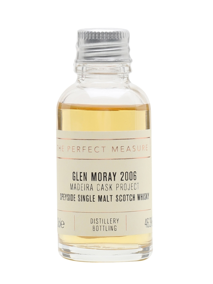 Glen Moray Madeira Cask Project 2006 Sample / 13 Year Old