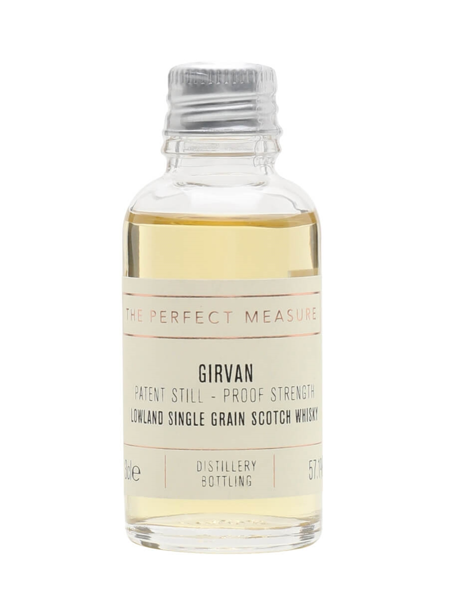 Girvan Patent Still Sample / Proof Strength