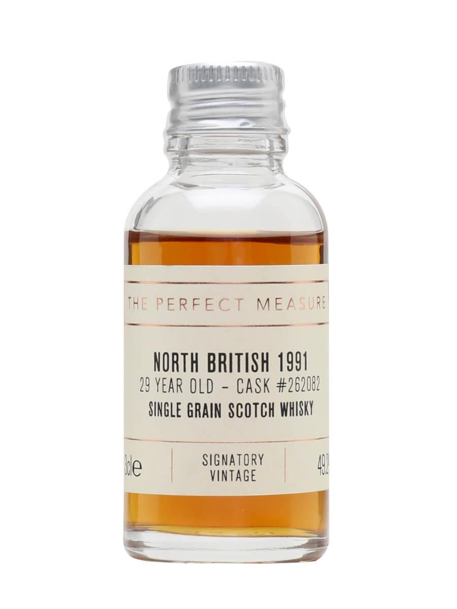 North British 1991 Sample / 29 Year Old / Signatory