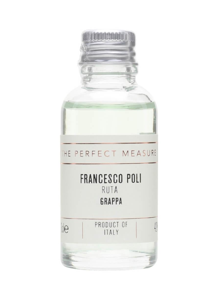 Distilleria Francesco S. Massenza Grappa Ruta Sample