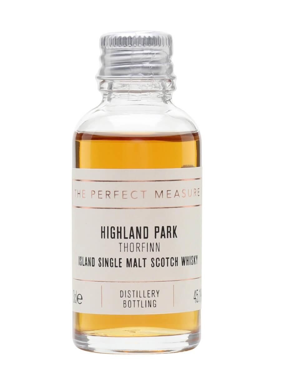 Highland Park Thorfinn Sample