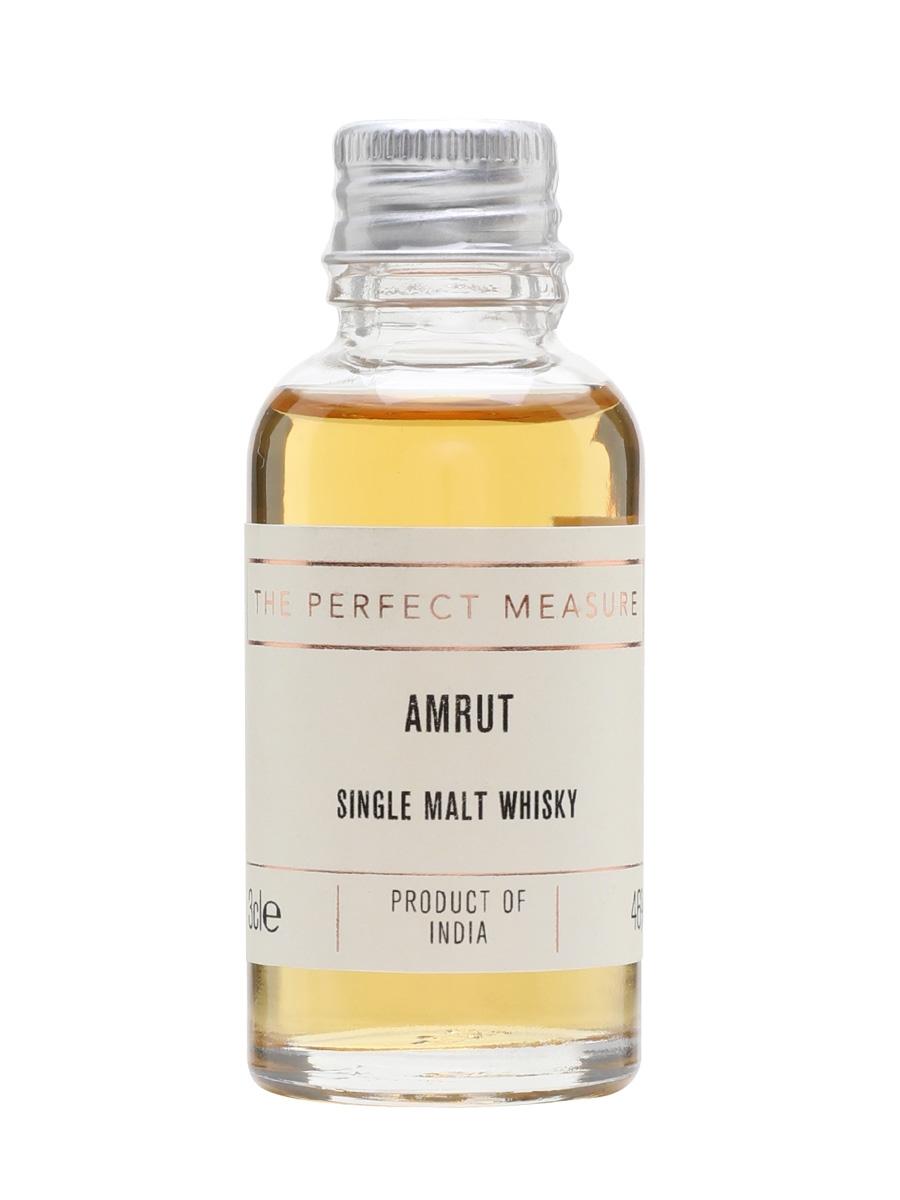 Amrut Single Malt Whisky (46%) Sample