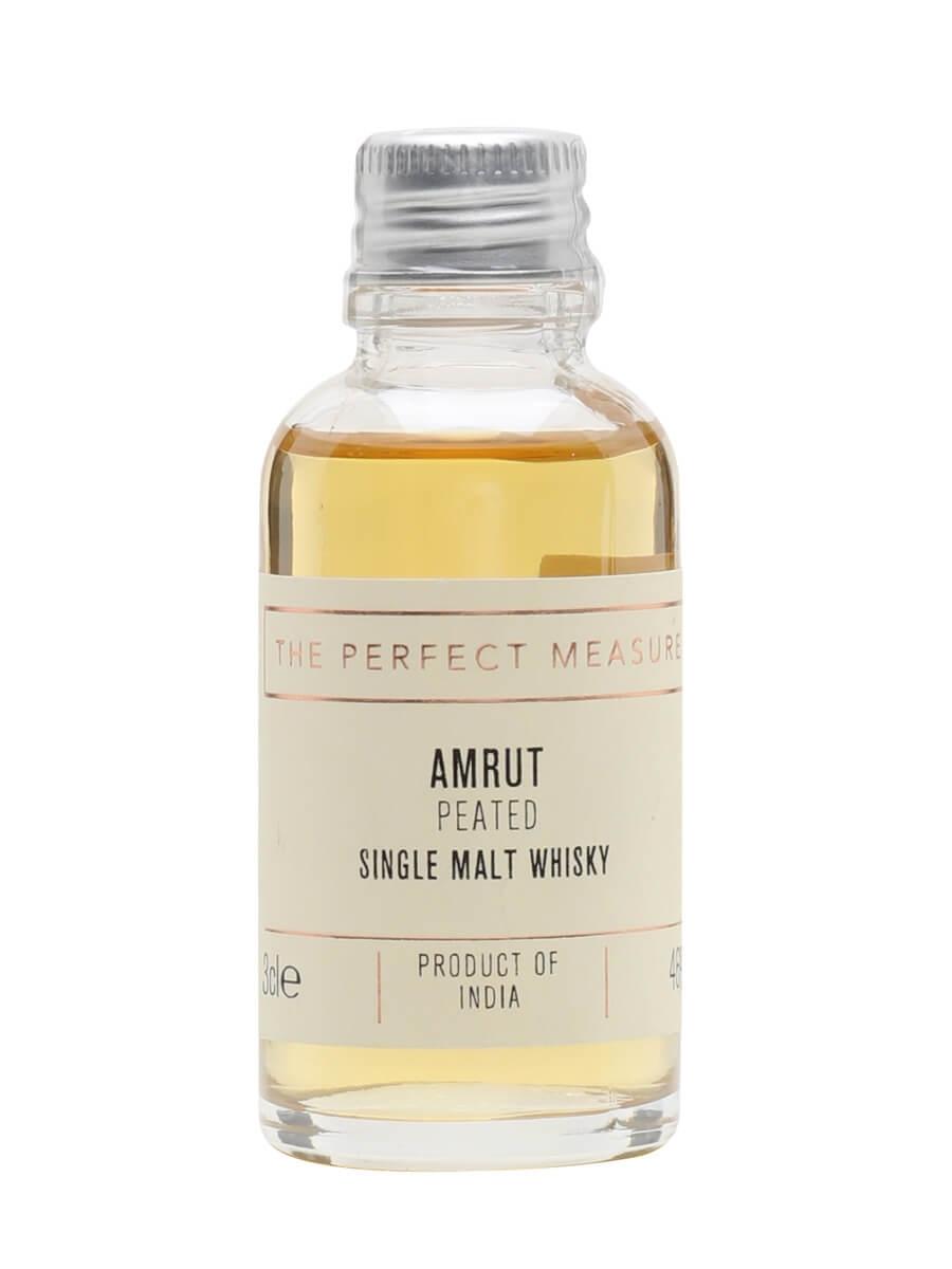 Amrut Peated Sample