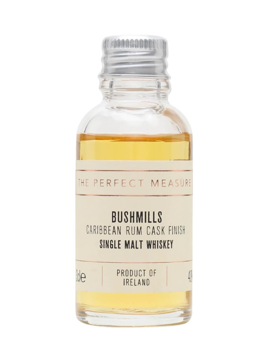 Bushmills Caribbean Rum Cask Finish Sample