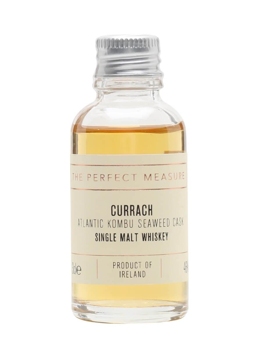 Currach Single Malt Whiskey Sample / Atlantic Kombu Seaweed Cask