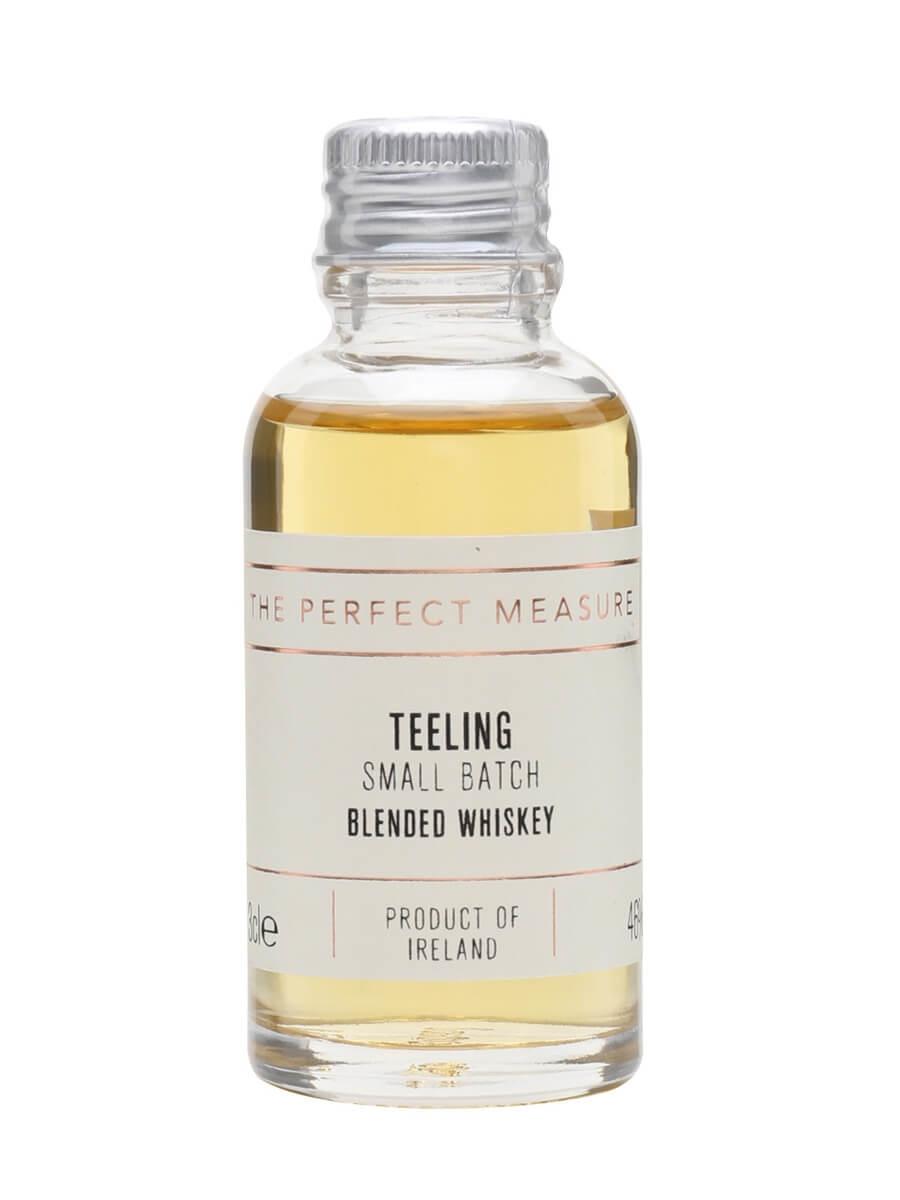 Teeling Small Batch Whiskey Sample