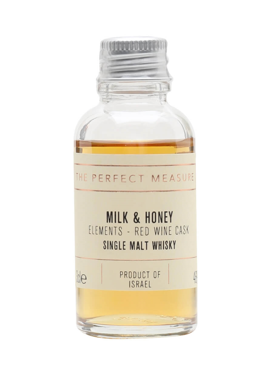 Milk & Honey Wine Cask Sample / Elements Series