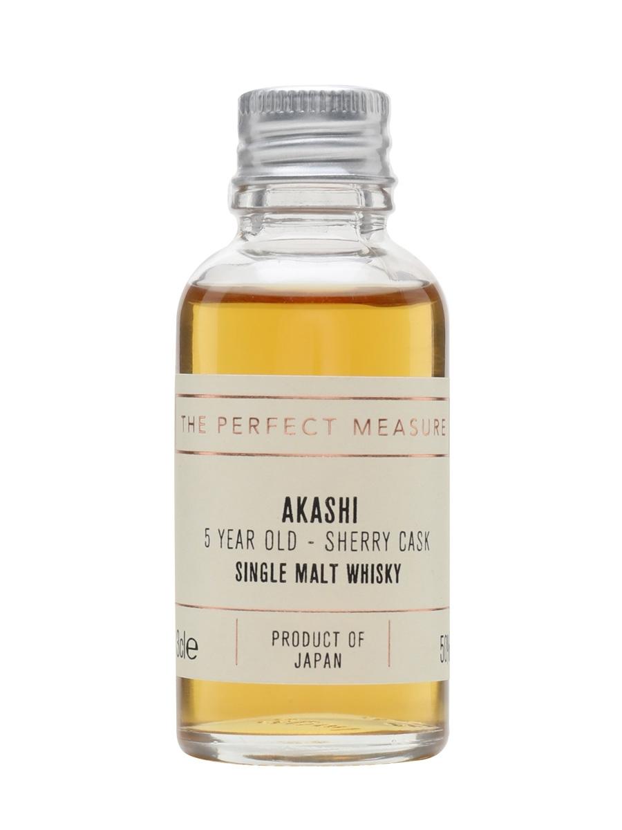 Akashi 5 Year Old Sherry Cask Sample