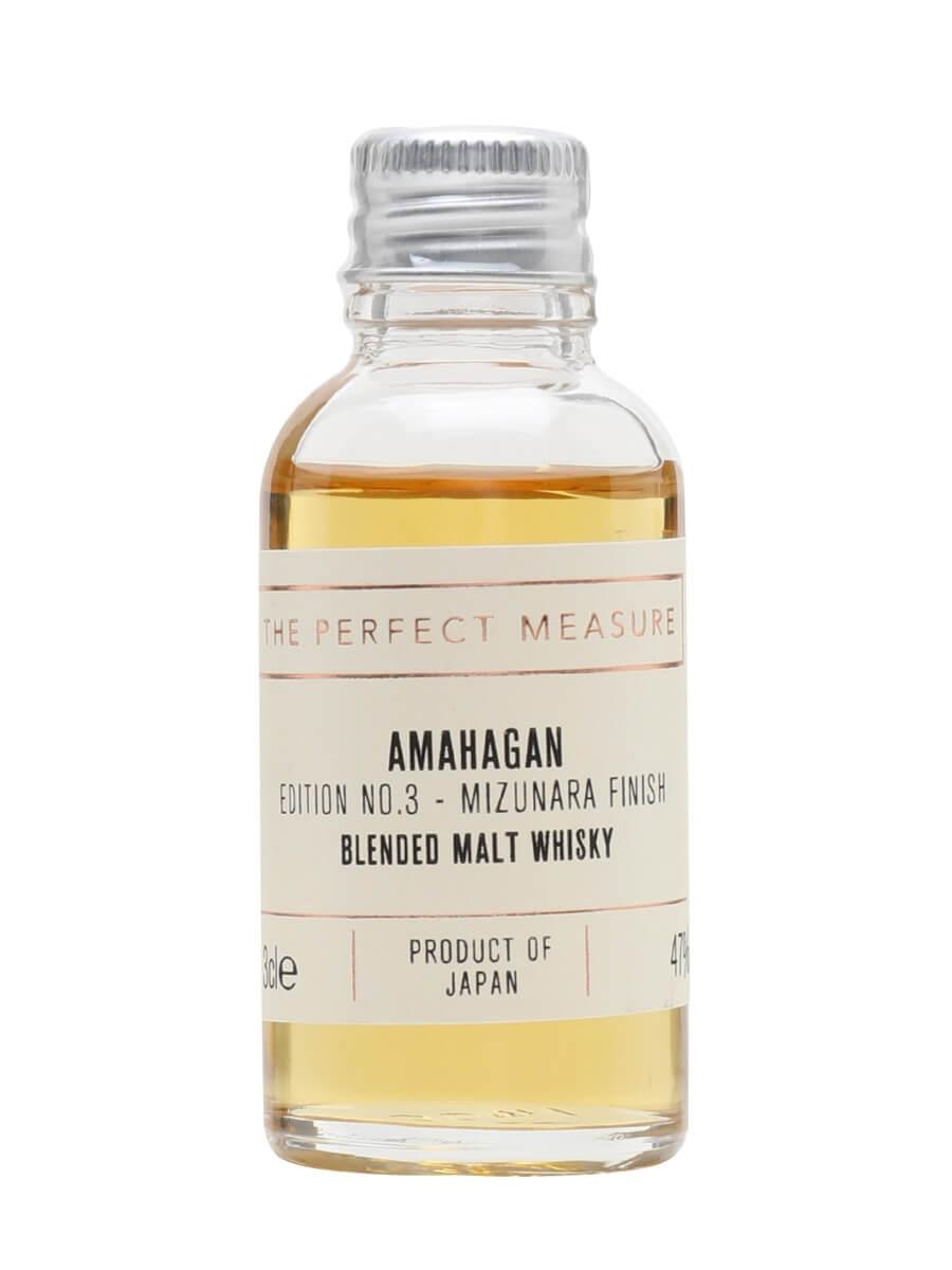 Amahagan Edition No 3 Sample / Mizunara Finish
