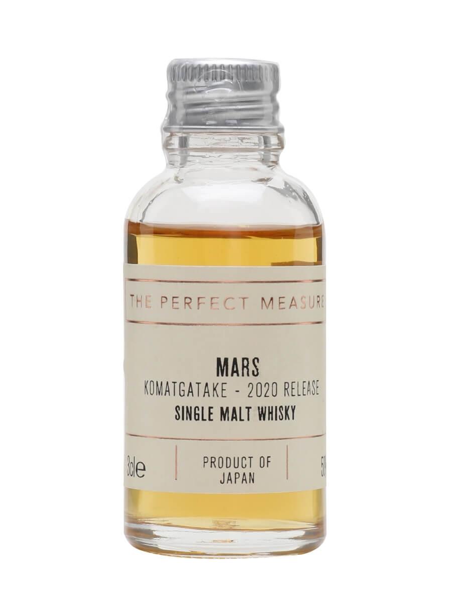 Mars Komatgatake Sample / Bot.2020