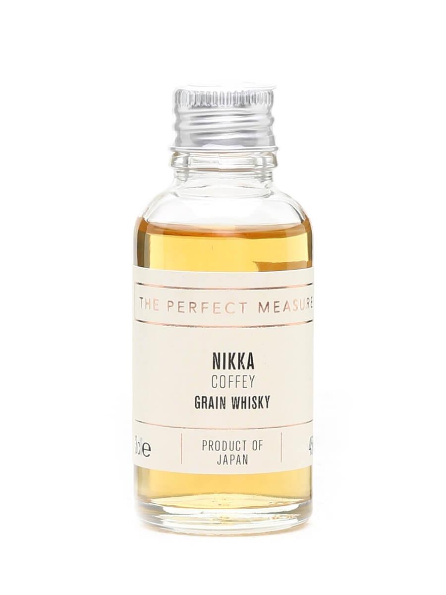 Nikka Coffey Grain Whisky Sample