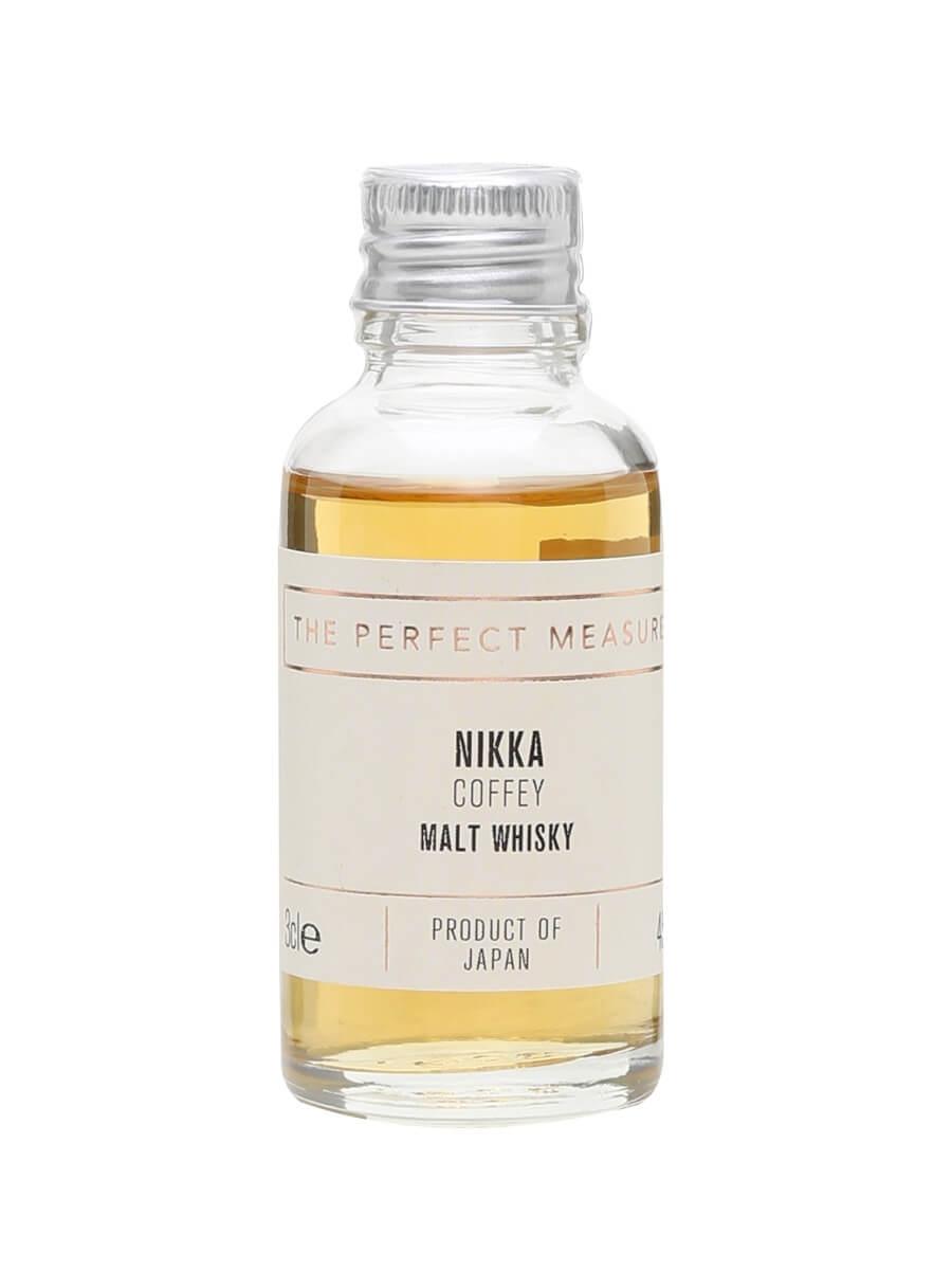 Nikka Coffey Malt Whisky Sample