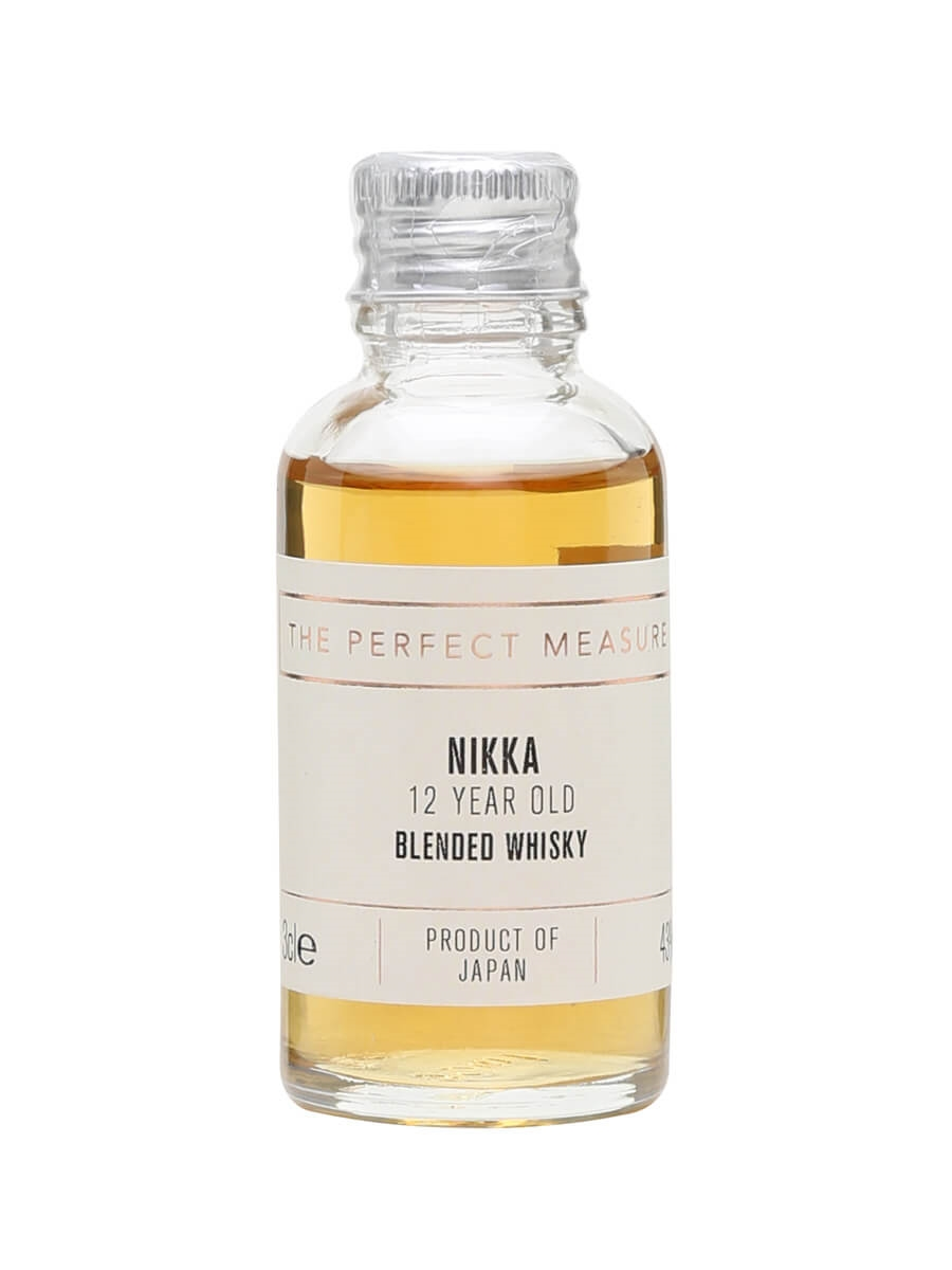The Nikka 12 Year Old Sample