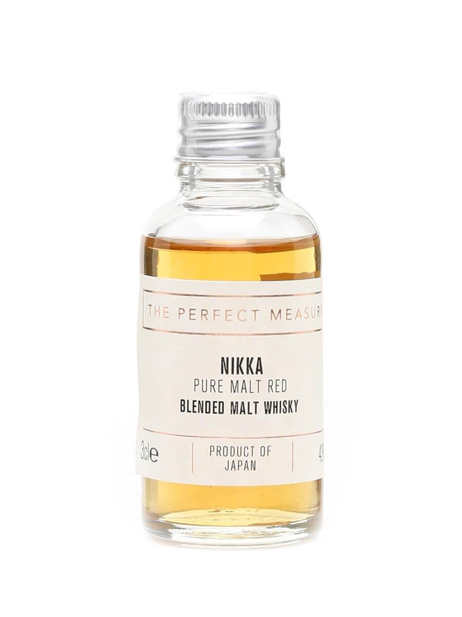Nikka Pure Malt Red Sample