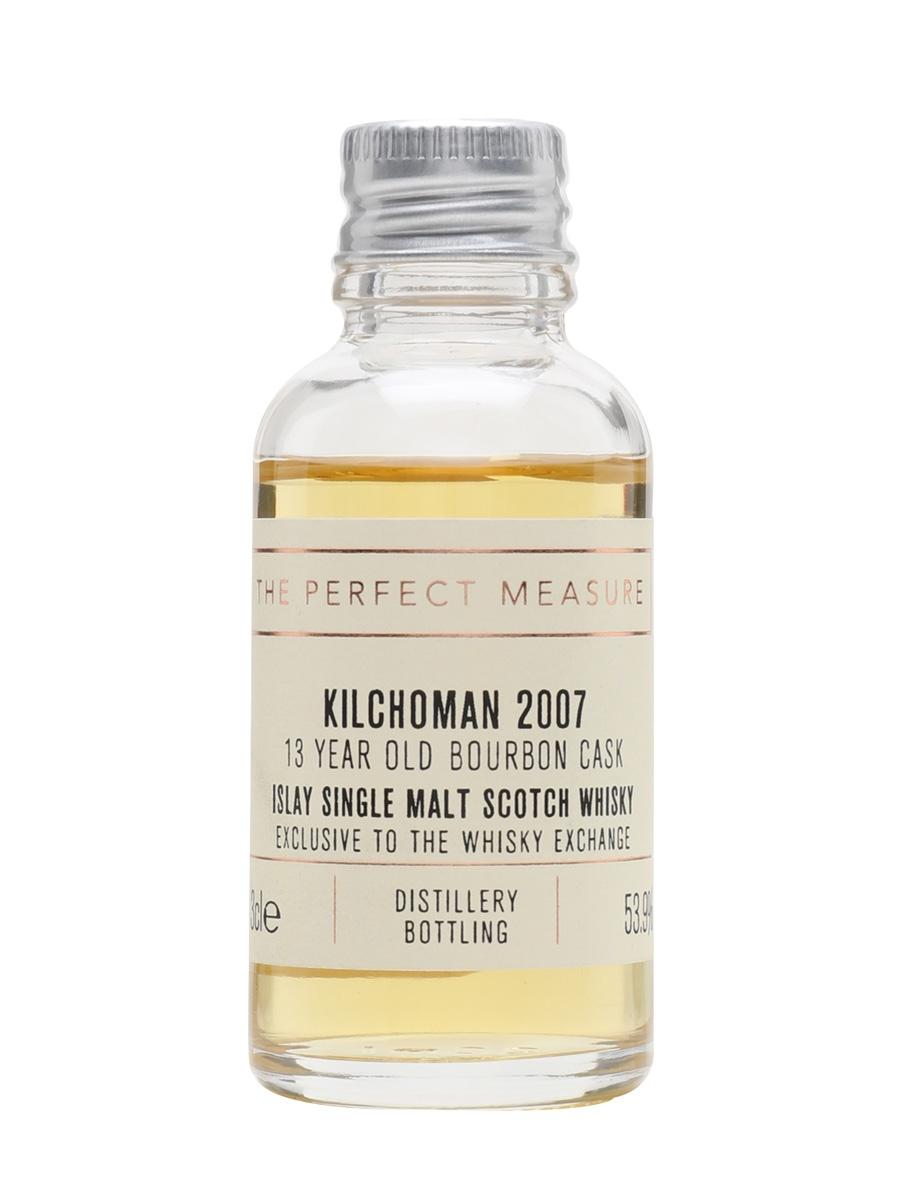 Kilchoman 2007 Sample / 13 Year Old / Bourbon Cask / TWE Exclusive