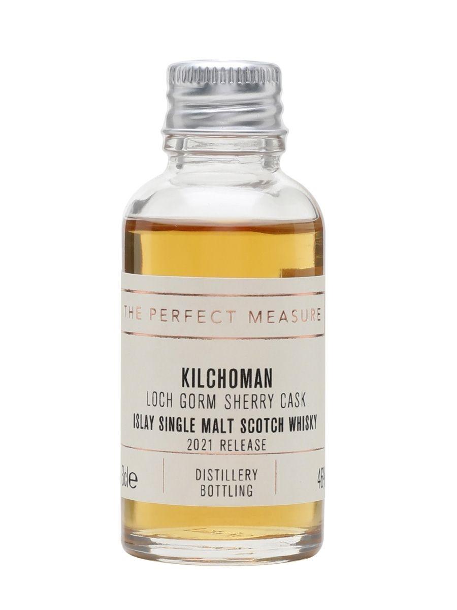 Kilchoman Loch Gorm Sample / 2021 Release
