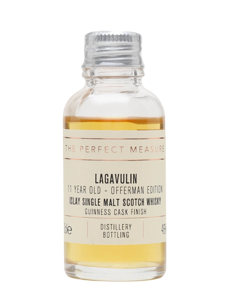 Lagavulin 11 Year Old Sample / Offerman Edition
