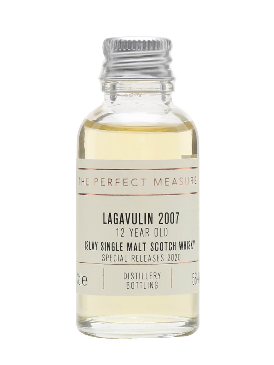 Lagavulin 12 Year Old Sample / Special Releases 2020