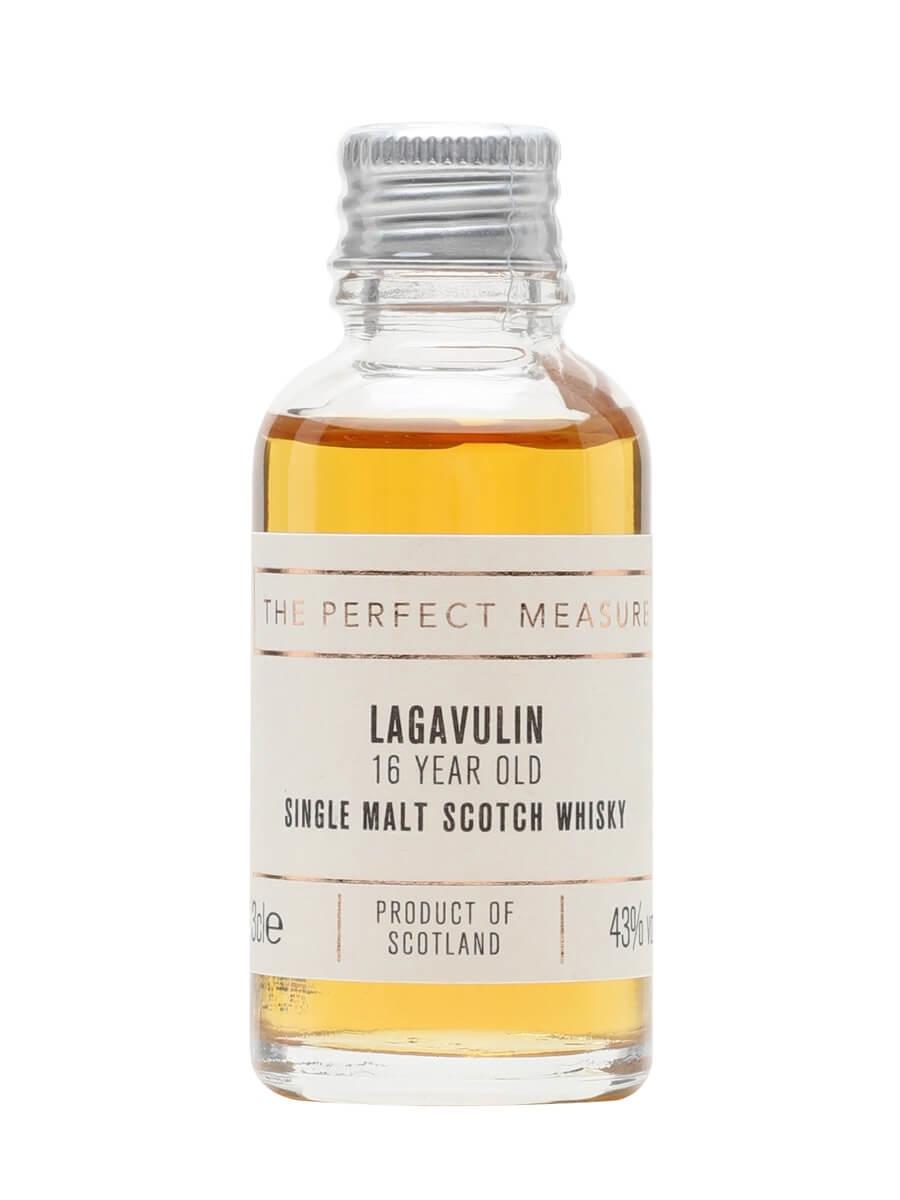 Lagavulin 16 Year Old Sample