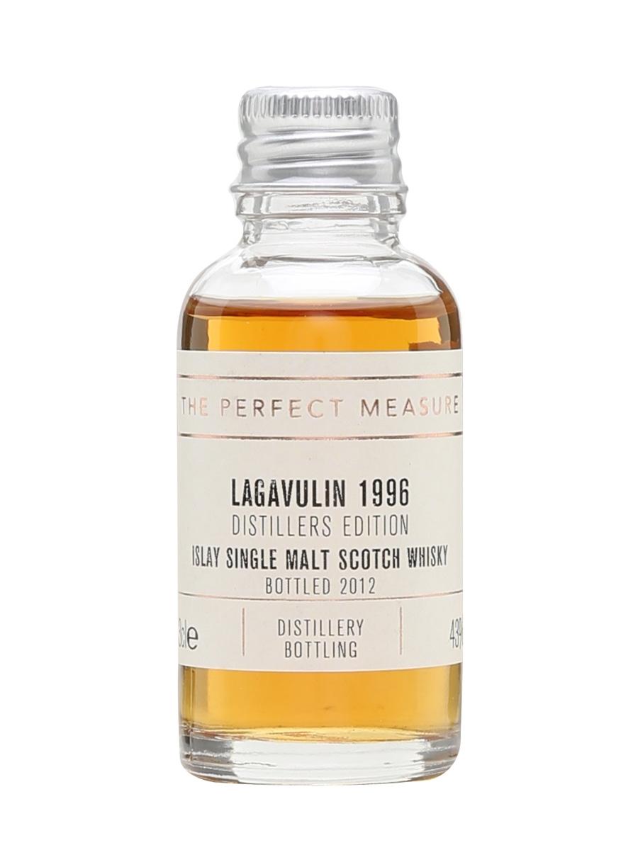 Lagavulin 1996 Distillers Edition Sample / Bot.2012