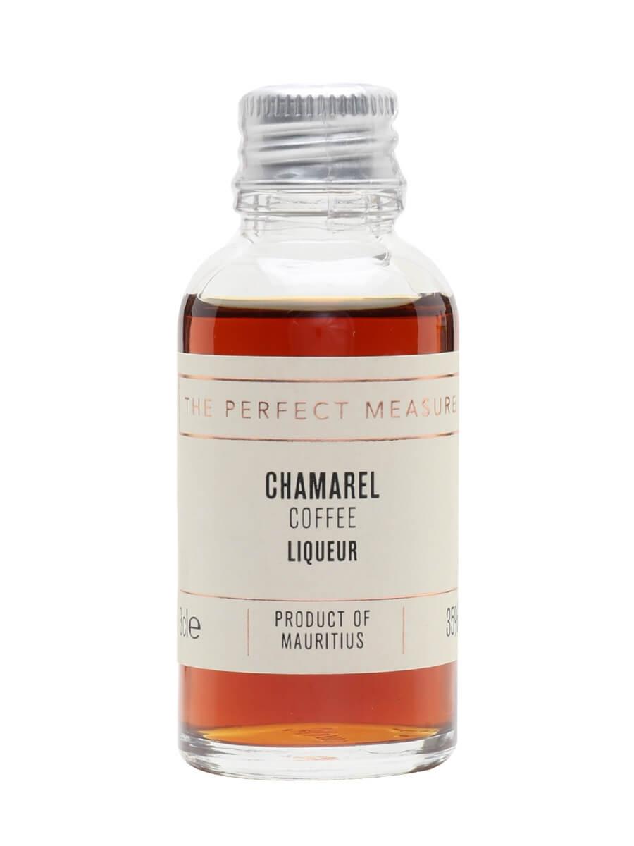 Chamarel Coffee Liqueur Sample