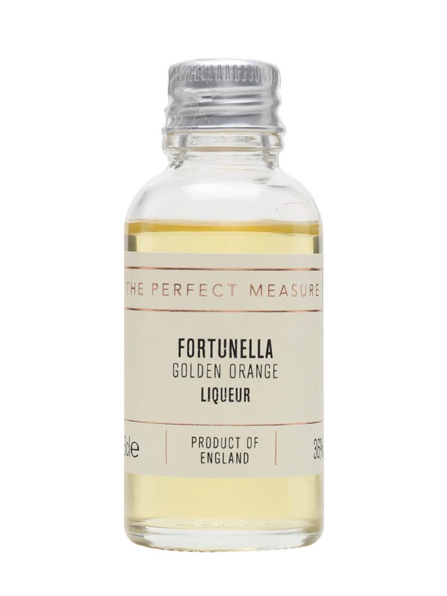 Fortunella Golden Orange (Kumquat) Liqueur Sample