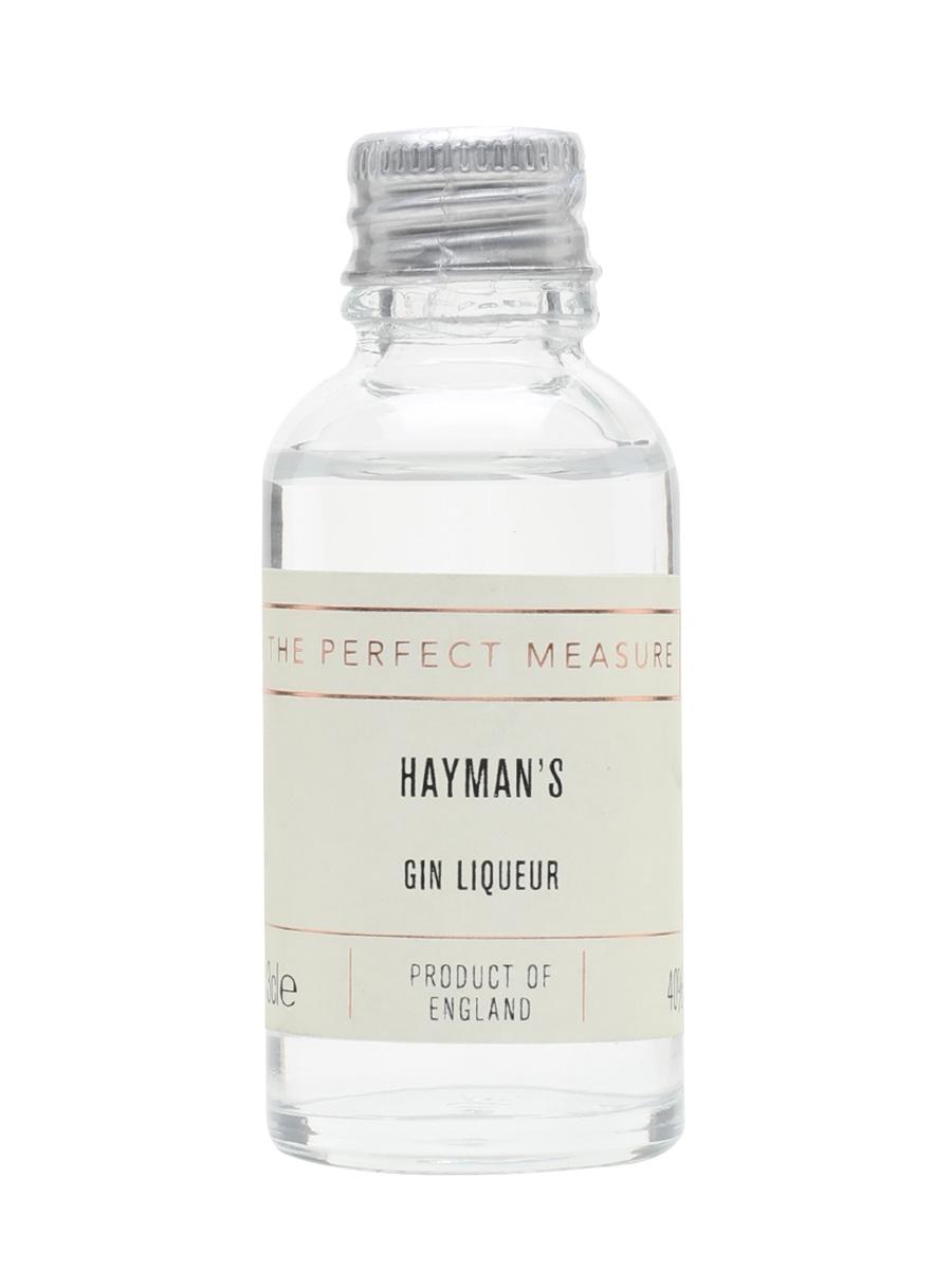 Hayman's Gin Liqueur Sample