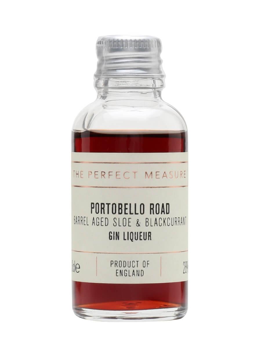 Portobello Road Barrel Aged Sloeberry and Blackcurrant Gin Sample