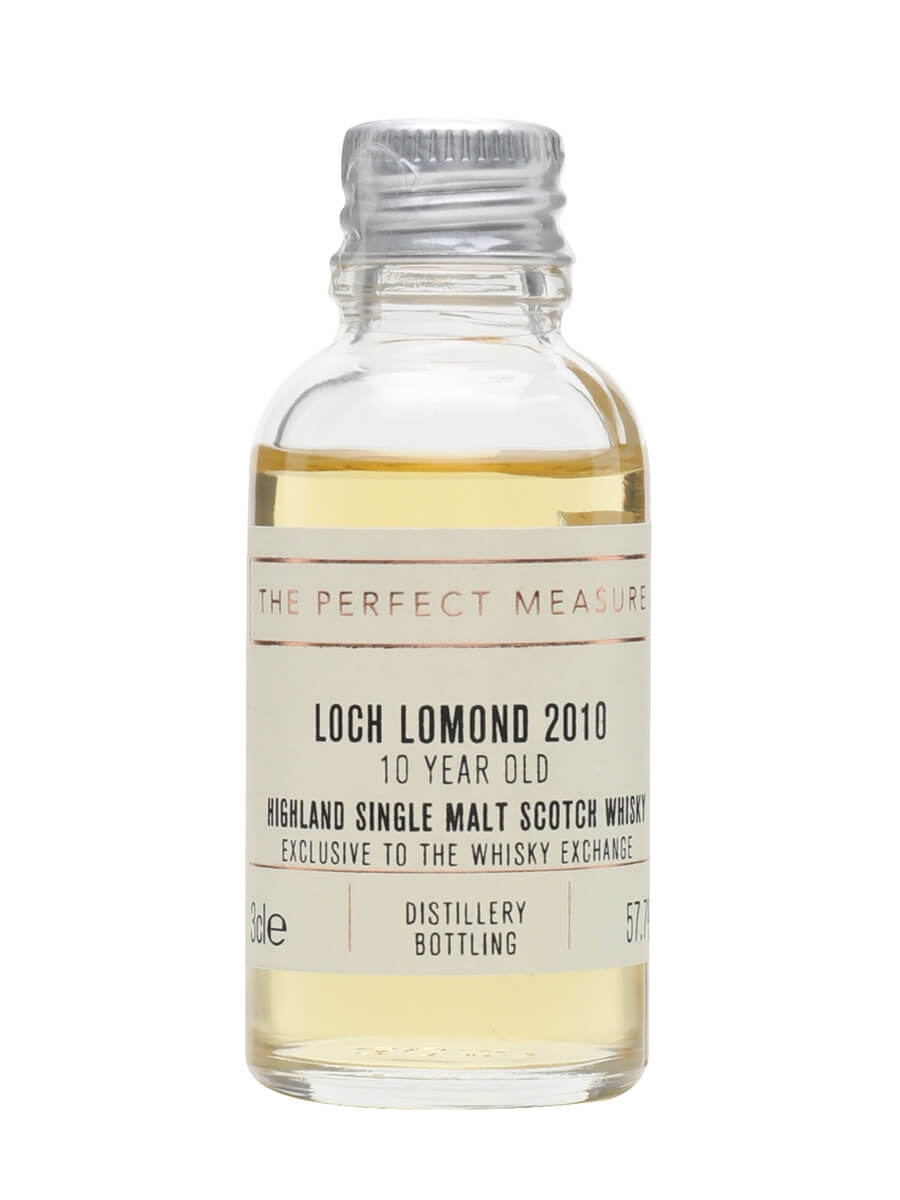 Loch Lomond 2010 Sample / 10 Year Old / TWE Exclusive
