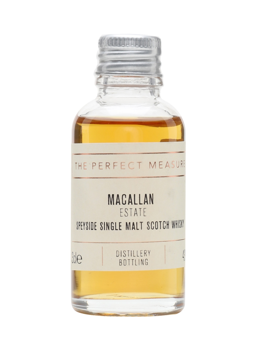 Macallan Estate Sample