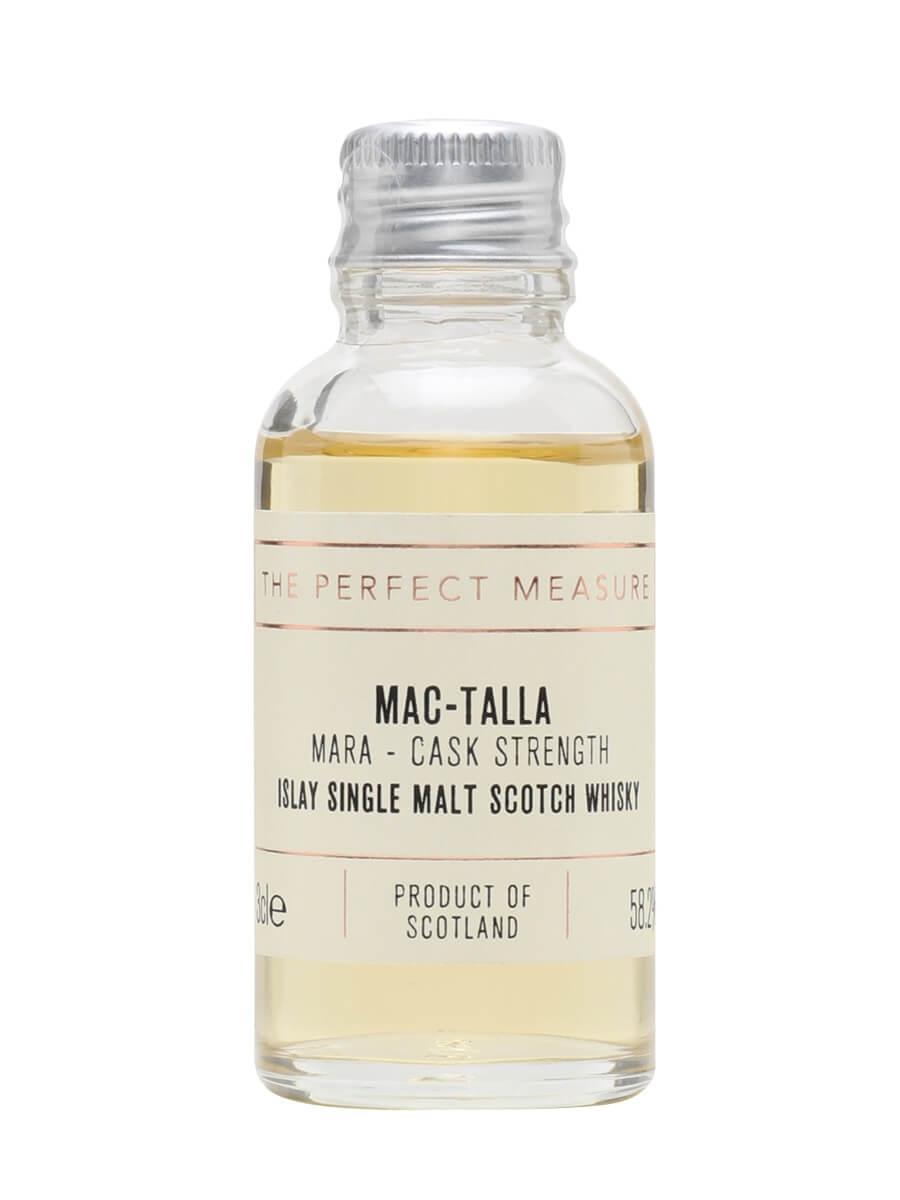 Mac-Talla Mara Cask Strength Sample