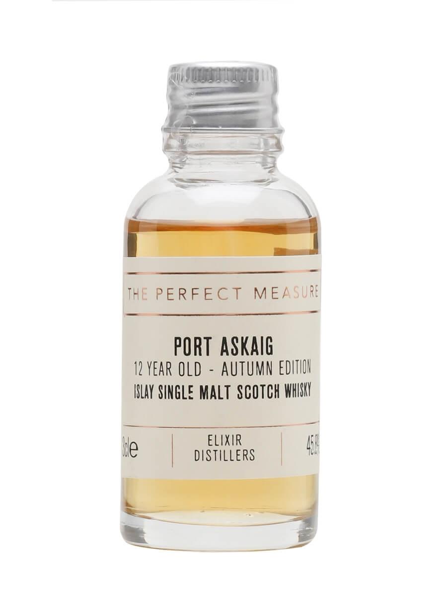 Port Askaig 12 Year Old Sample / Autumn Edition