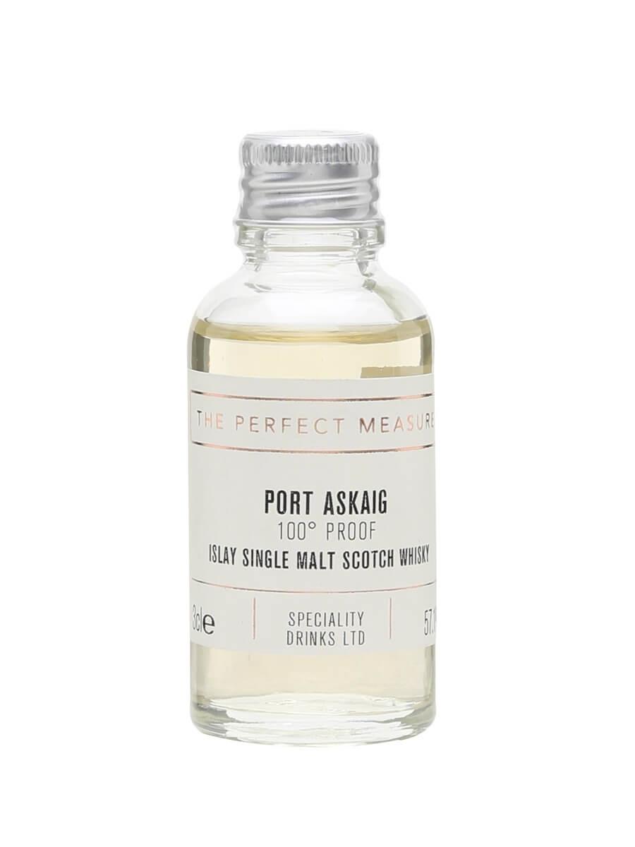 Port Askaig 100° Proof Sample