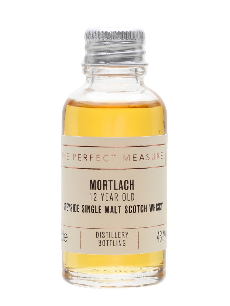 Mortlach 12 Year Old Sample