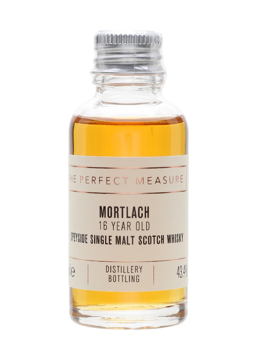 Mortlach 16 Year Old Sample