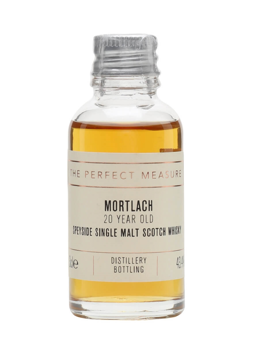 Mortlach 20 Year Old Sample
