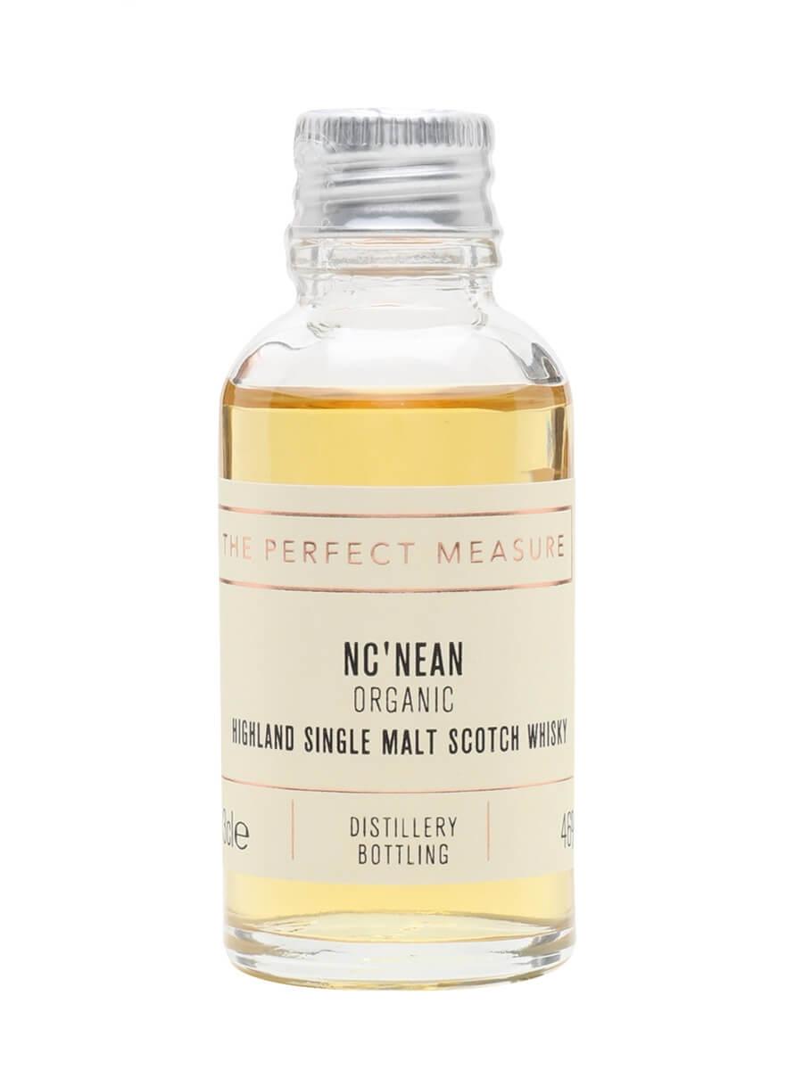Nc'Nean Organic Single Malt Sample