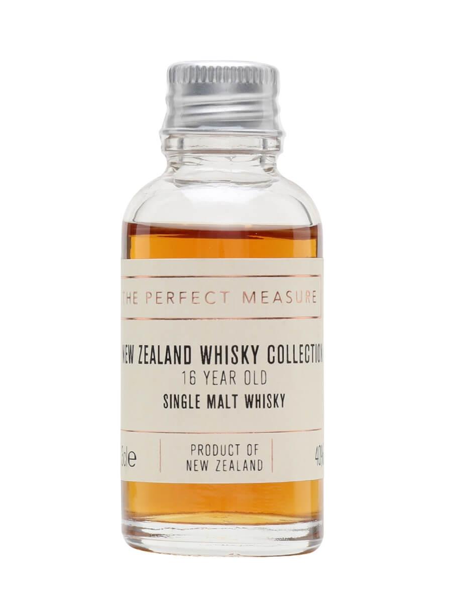 New Zealand DoubleWood 16 Year Old Sample