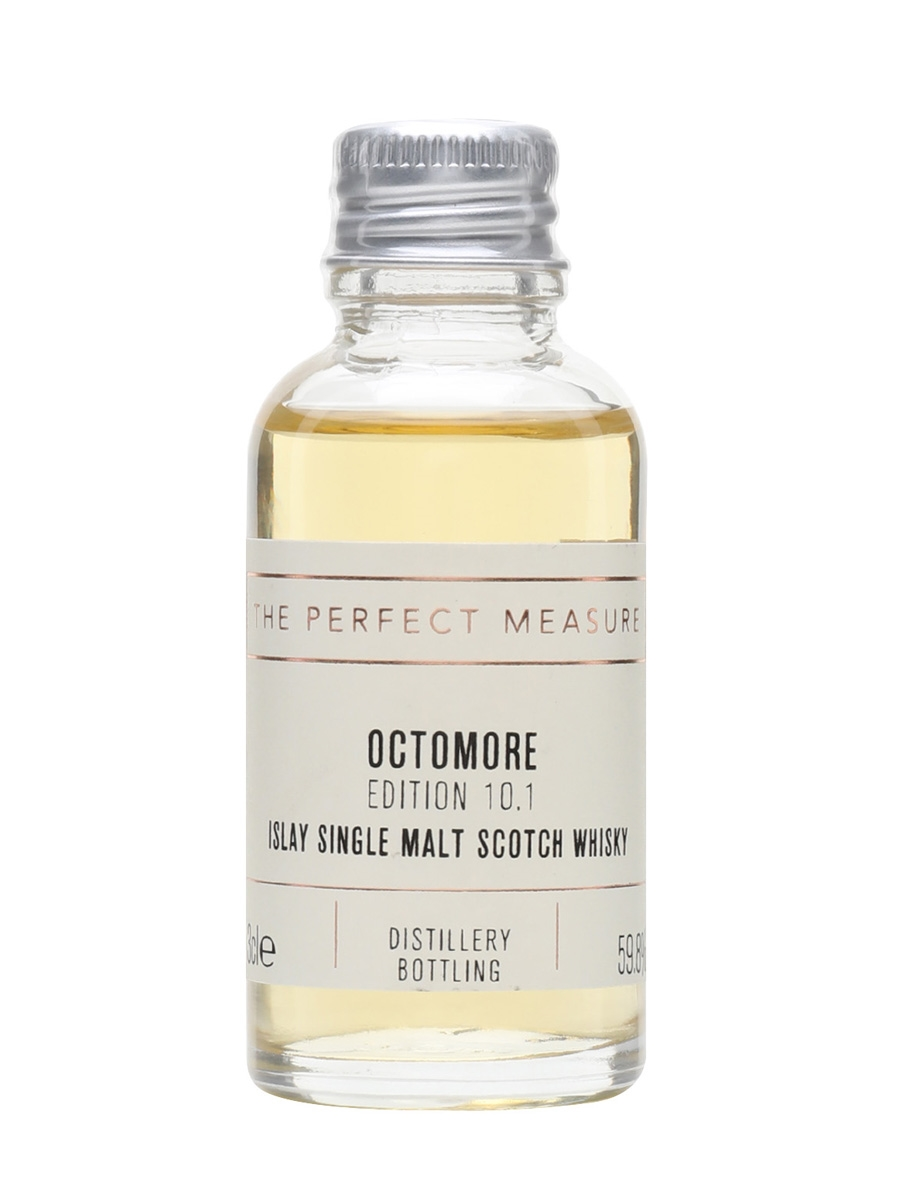 Octomore Edition 10.1 Sample / 5 Year Old