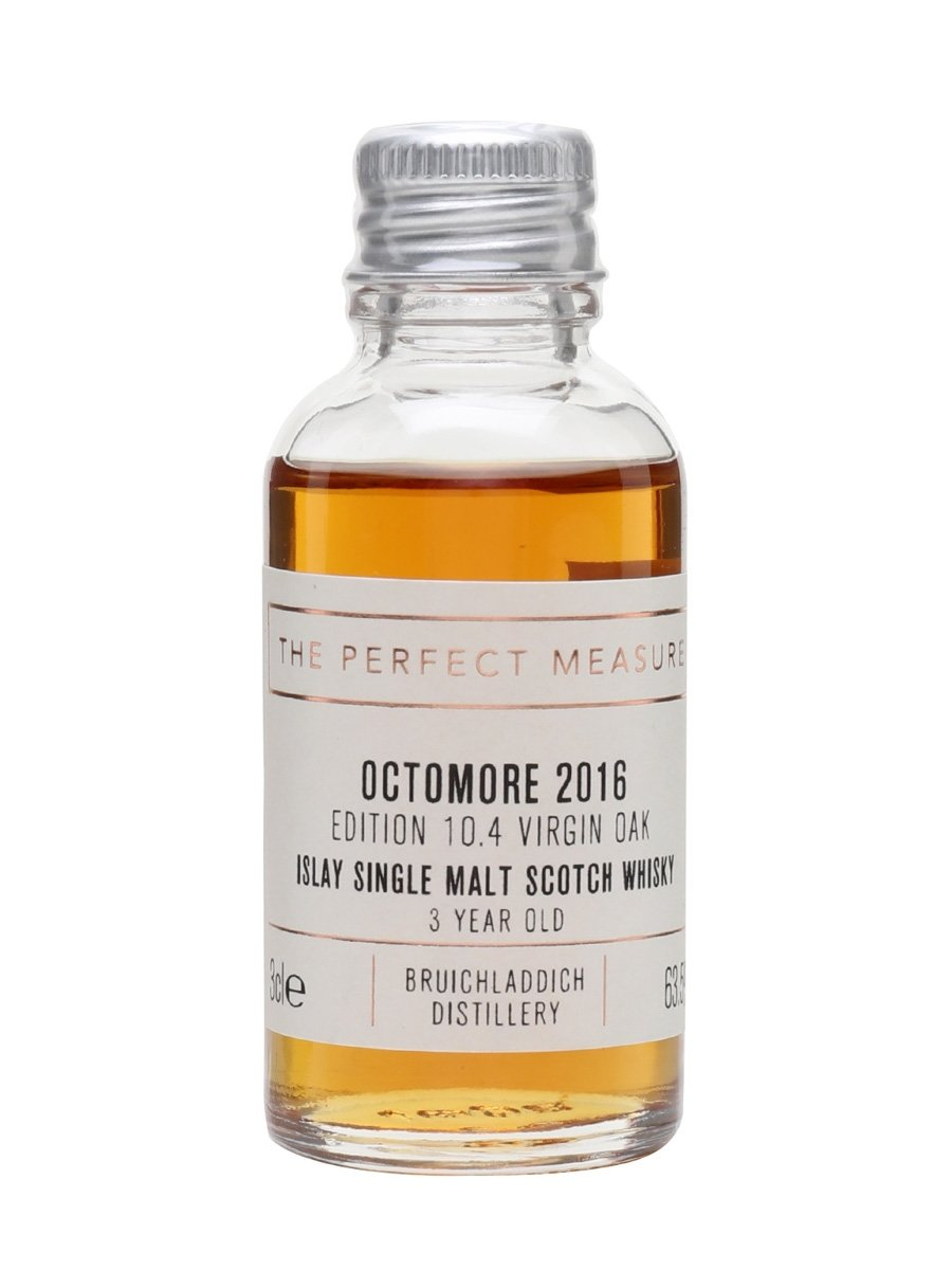 Octomore 10.4 Sample / 3 Year Old