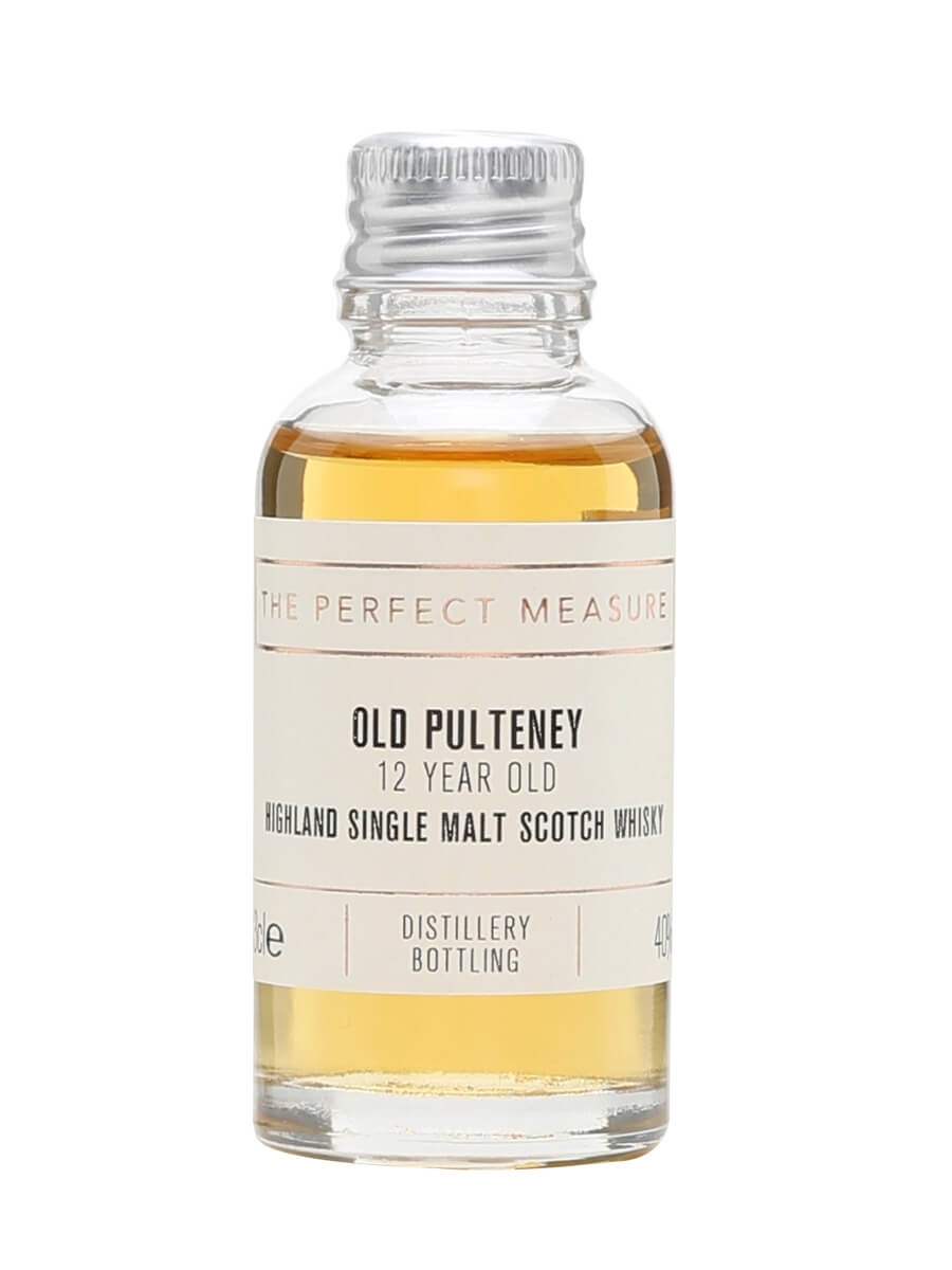 Old Pulteney 12 Year Old Sample