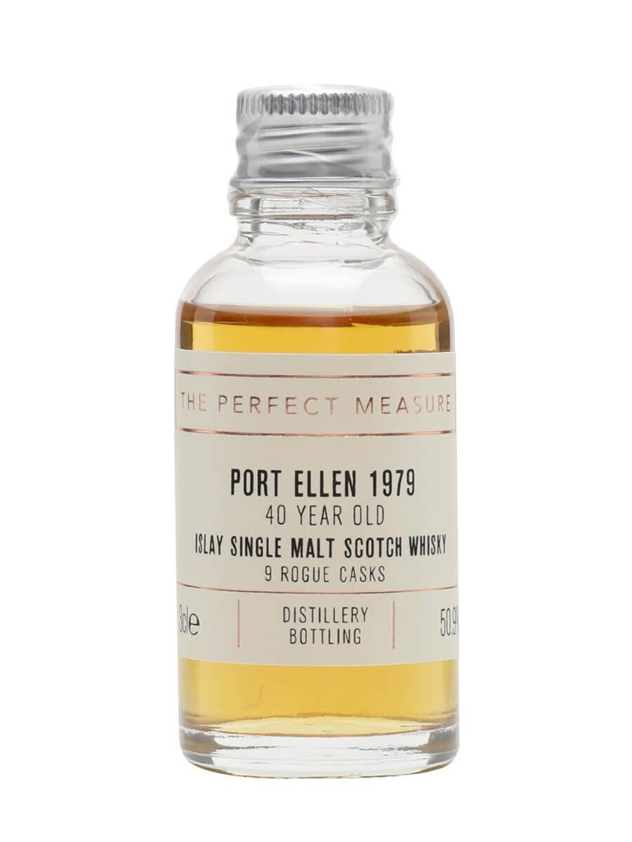 Port Ellen 1979 Sample / 40 Year Old / 9 Rogue Casks