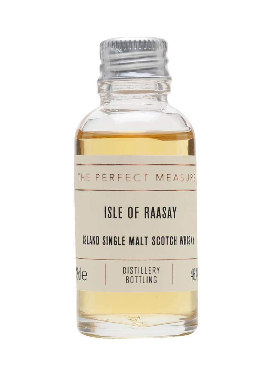 Isle of Raasay Single Malt Sample