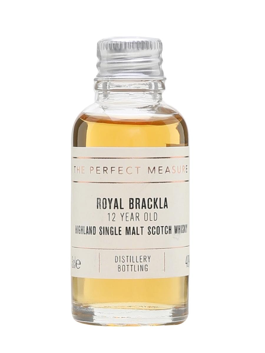 Royal Brackla 12 Year Old Sample / Sherry Finish