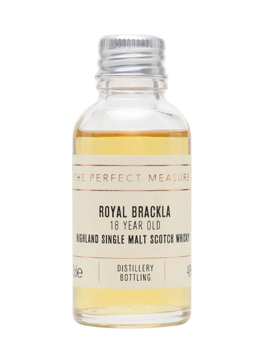 Royal Brackla 18 Year Old Sample / Palo Cortado Finish
