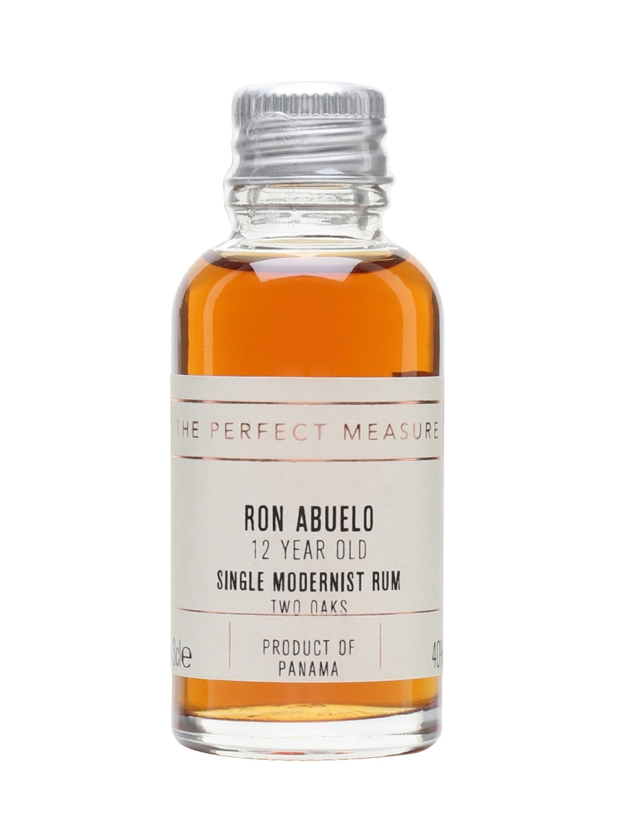 Ron Abuelo 12 Year Old Sample / Two Oaks