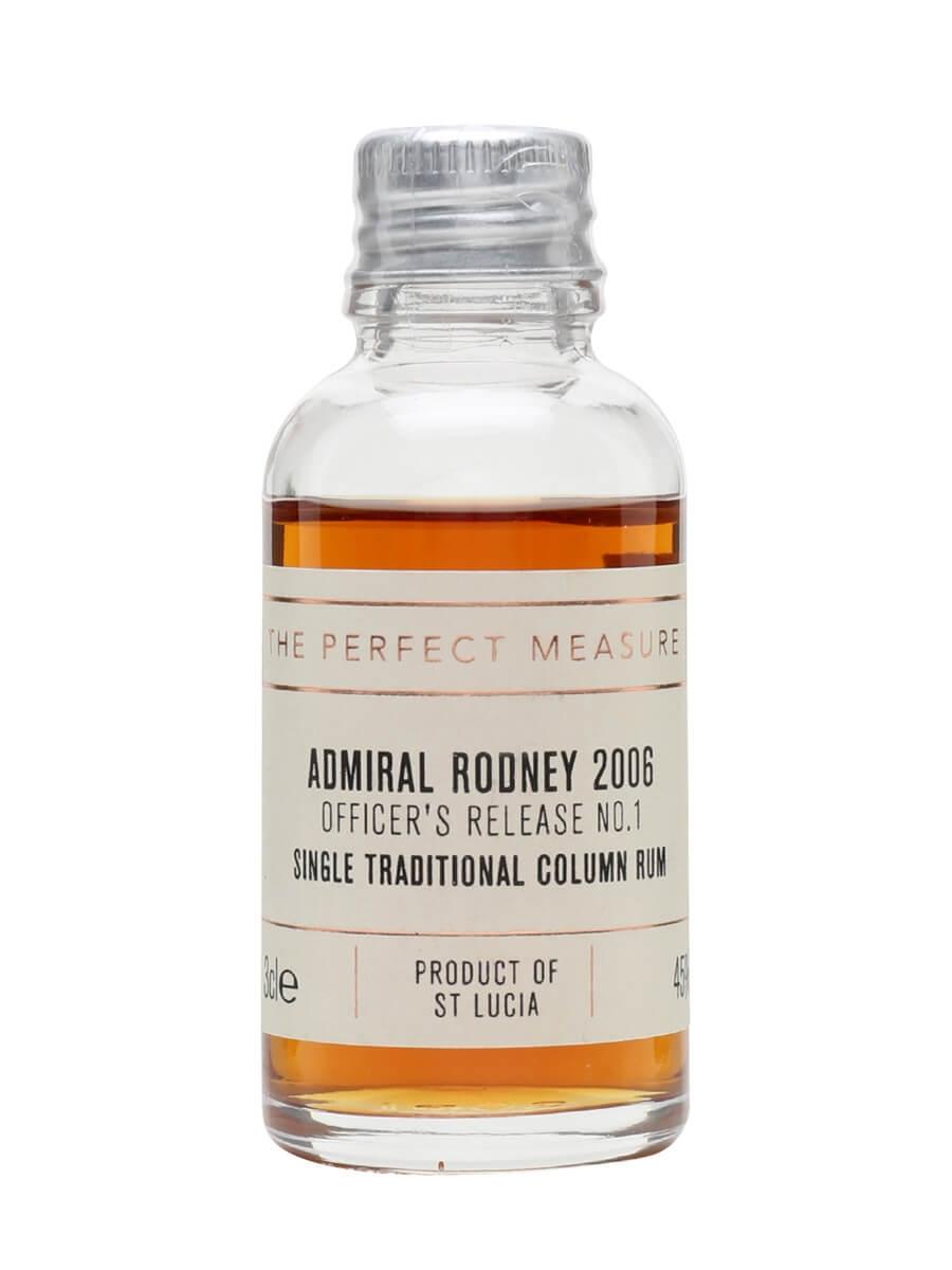 Admiral Rodney Officer's Release No.1 Sample
